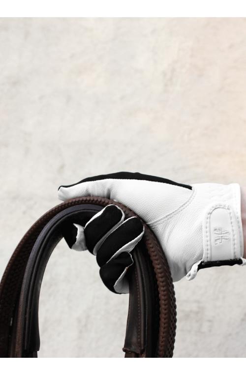Gant horse pilot summer mesh noir/6.5