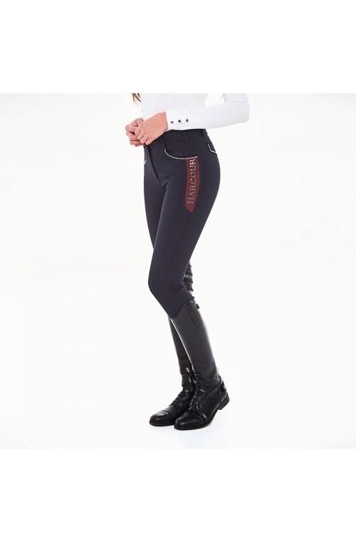 Pantalon hermine harcour bordeaux/146/152