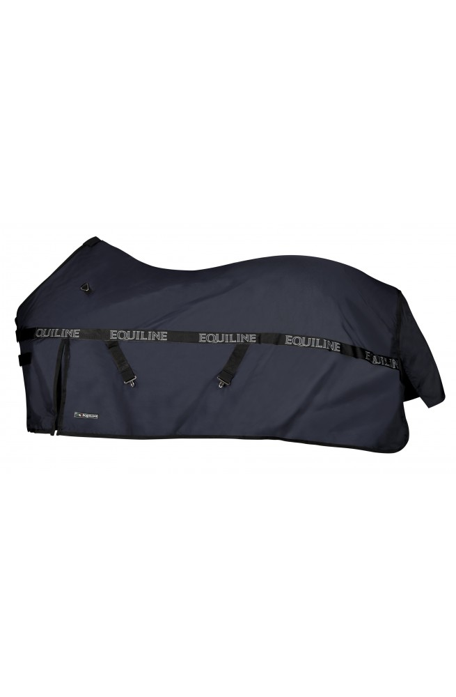 Couverture equiline clint 400g marine/125