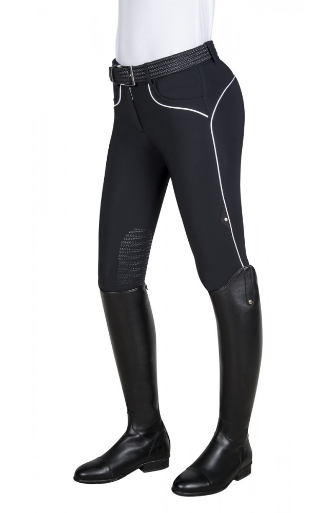 Pantalon equiline teresa noir/34