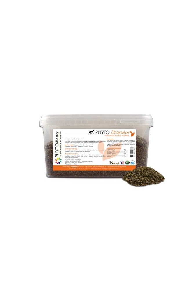 Phyto draineur 1kg