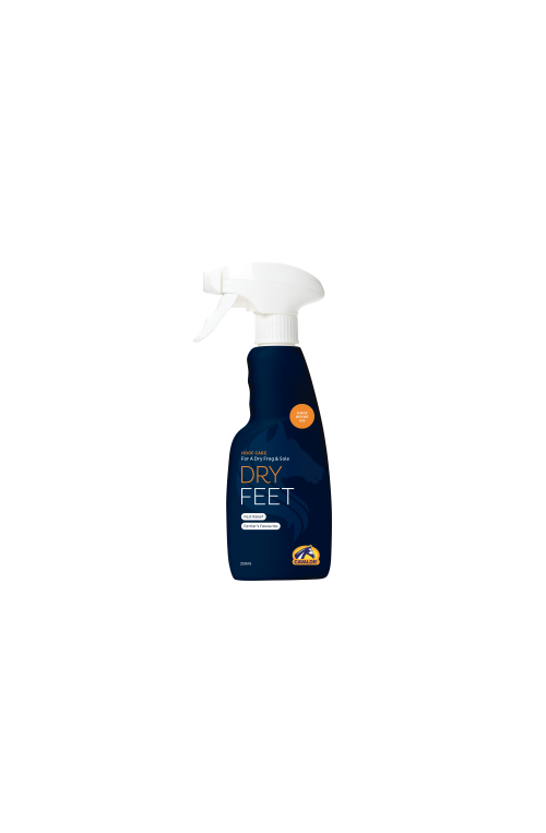 Produit fourchette dry feet cavalor