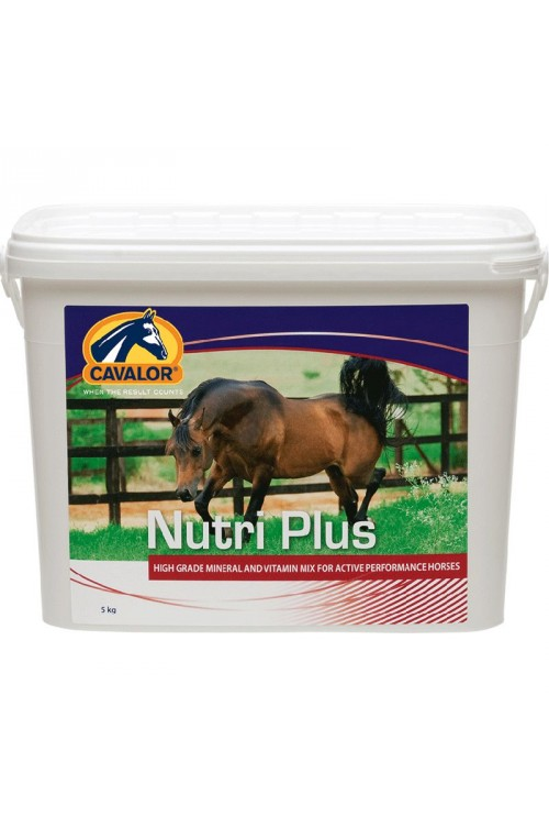 Nutri plus 5 kg cavalor