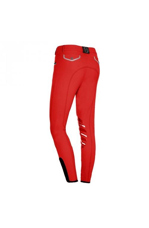 Pantalon harcour jalisca azur/34