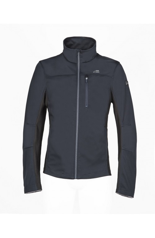Softshell equiline june marine/m