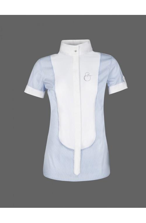 Chemise de concours pour femme Equiline Opaline