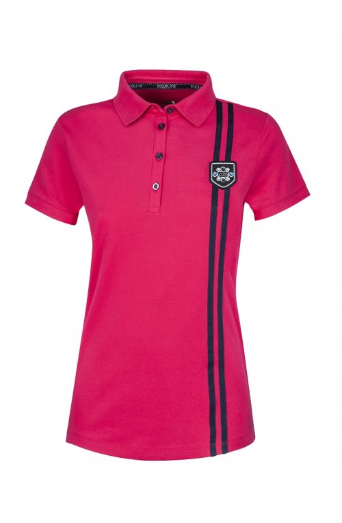 Polo equiline royal fushia/s