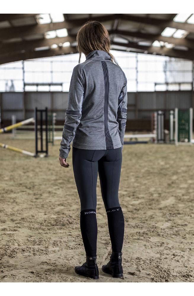 Sweat horse pilot summer gris/xs