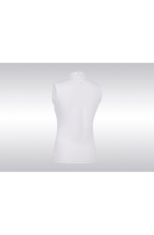 Polo samshield agathe blanc/xs