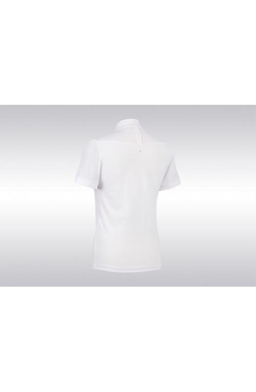 Polo samshield sixtine blanc/xs
