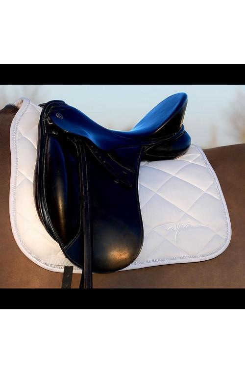 Tapis Dyon Dressage Blanc