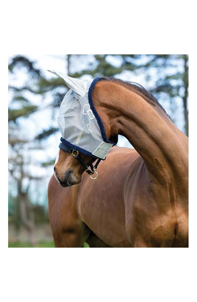 Amigo fly mask gris/cob