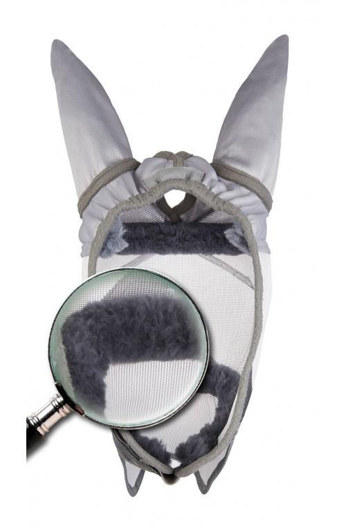 Bonnet antimouche lemieux gris/s