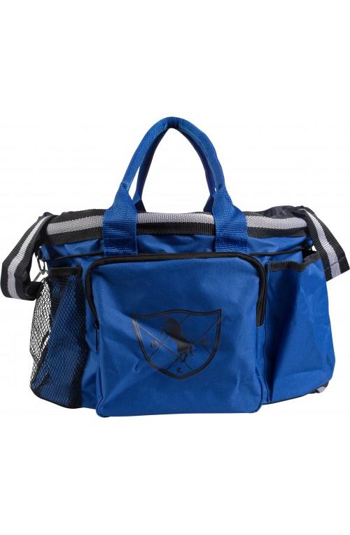Grooming bag horze bleu roi/unique