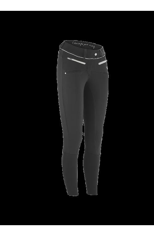 Pantalon horse pilot hiver noir/xs