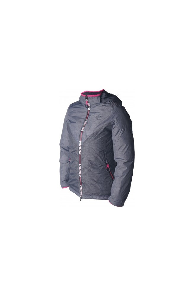 Veste performance horka anthracite/xs