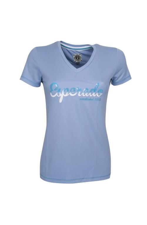 T shirt esperado spirit bleu/s