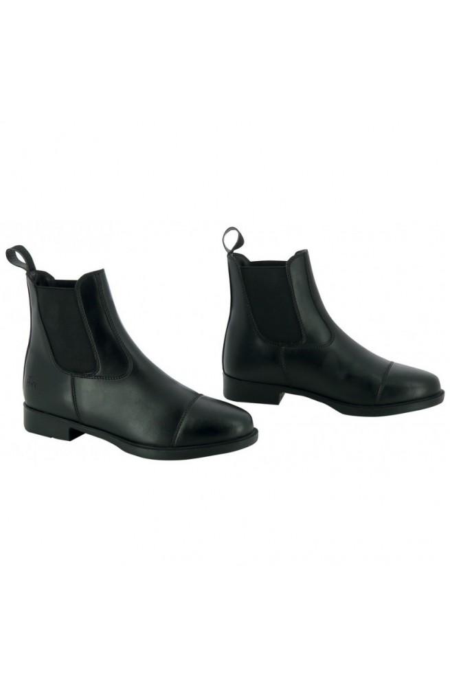 Boots riding world first noir/29