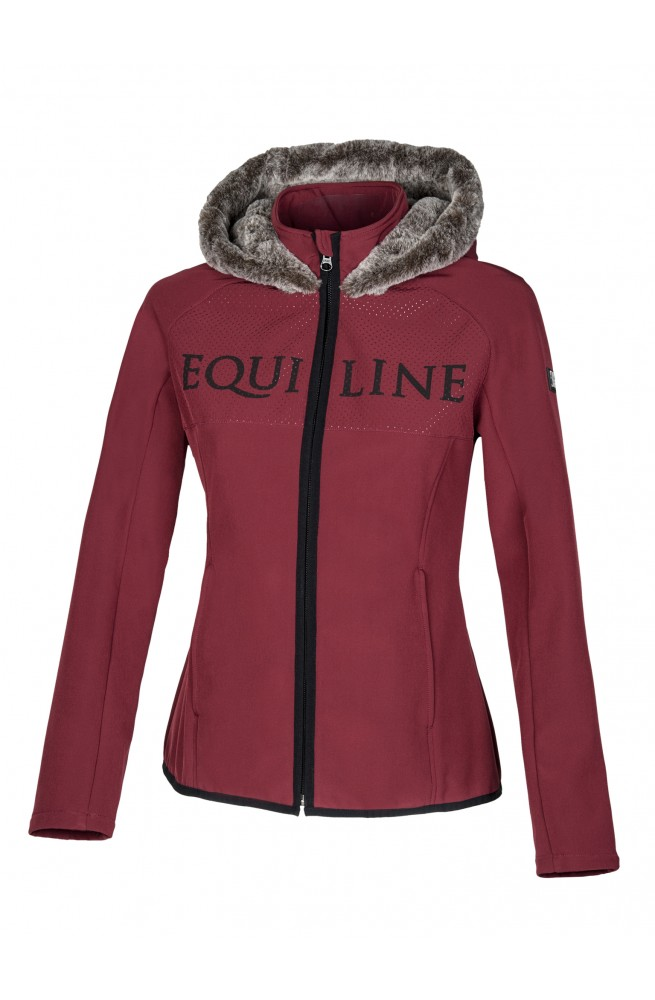 Sotshell equiline elly bordeaux/s