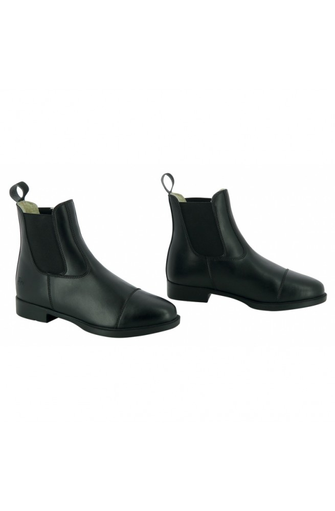 Boots riding world fourrées noir/36