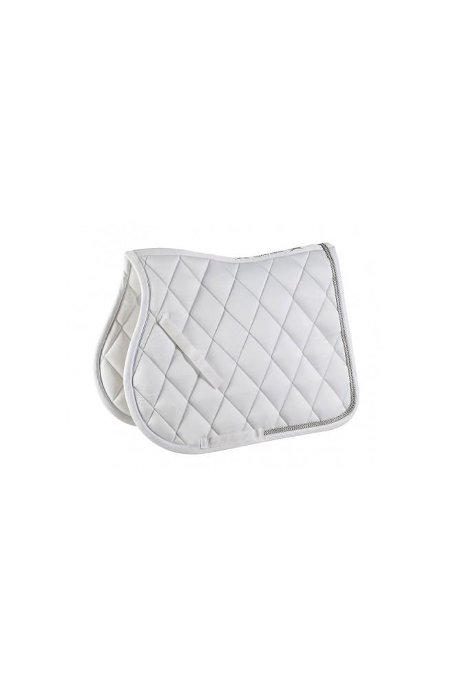Tapis equi-thème diamond blanc/cso