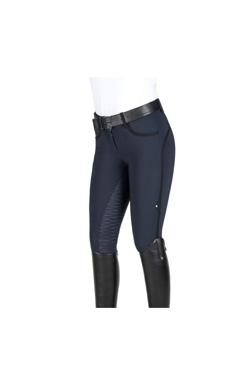 Pantalon equiline vania marine/38