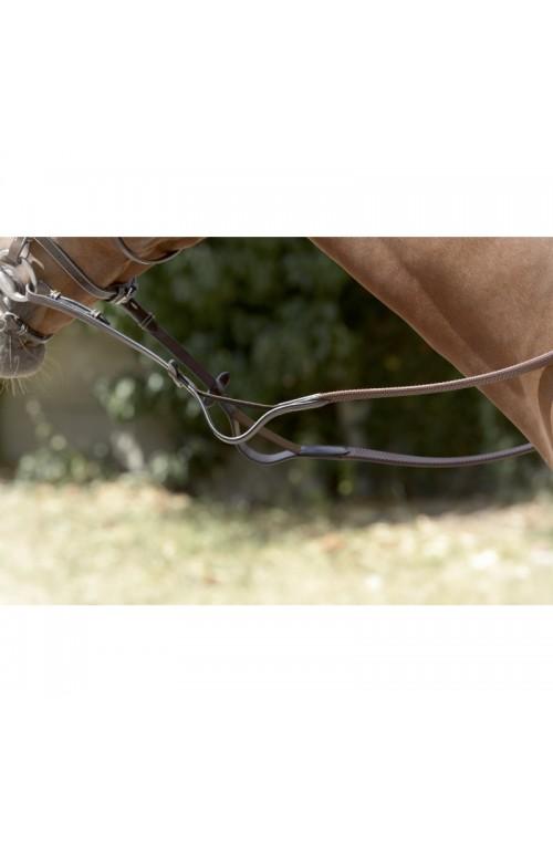 Renes élastique d'équitation Penelope