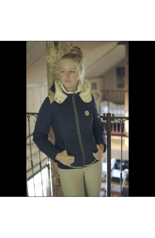 Doudoune d'équitation Penelope Beaumont
