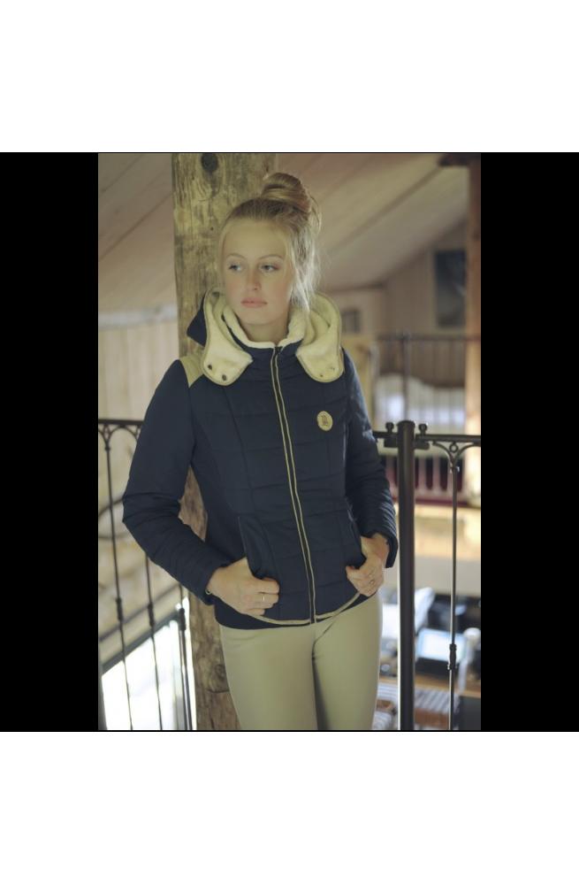 Doudoune d équitation Penelope Beaumont - Penelope Leprevost - Equi... ea45aecb2f5