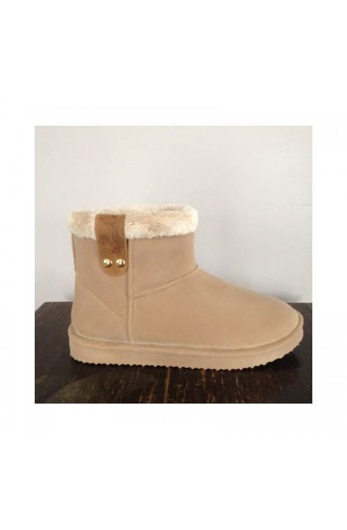 Boots pénélope camel camel/36
