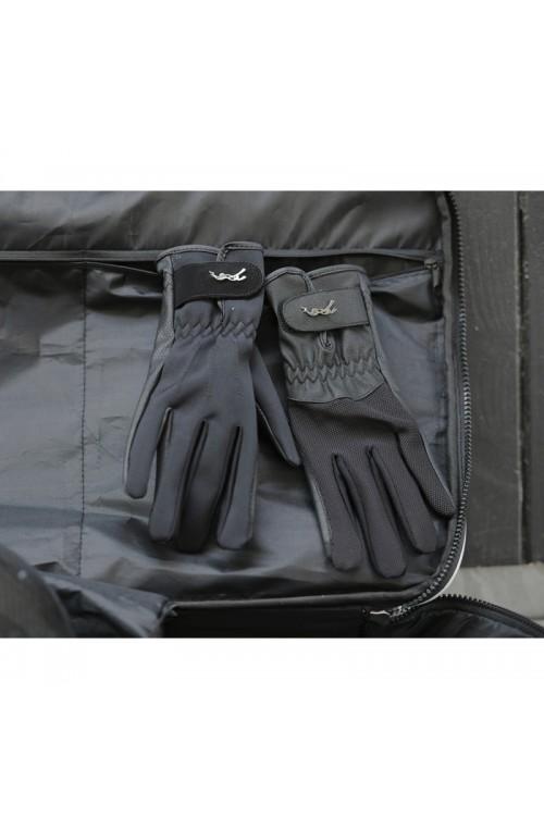 Gant pénélope hiver noir/7.5