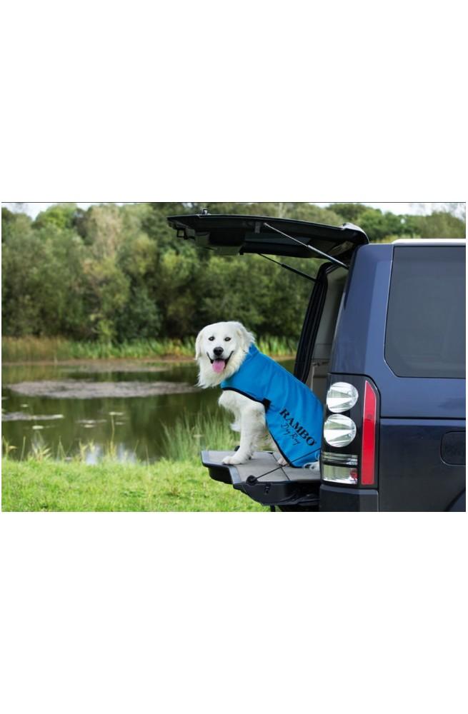 Séchante dry rug pour chien xxl