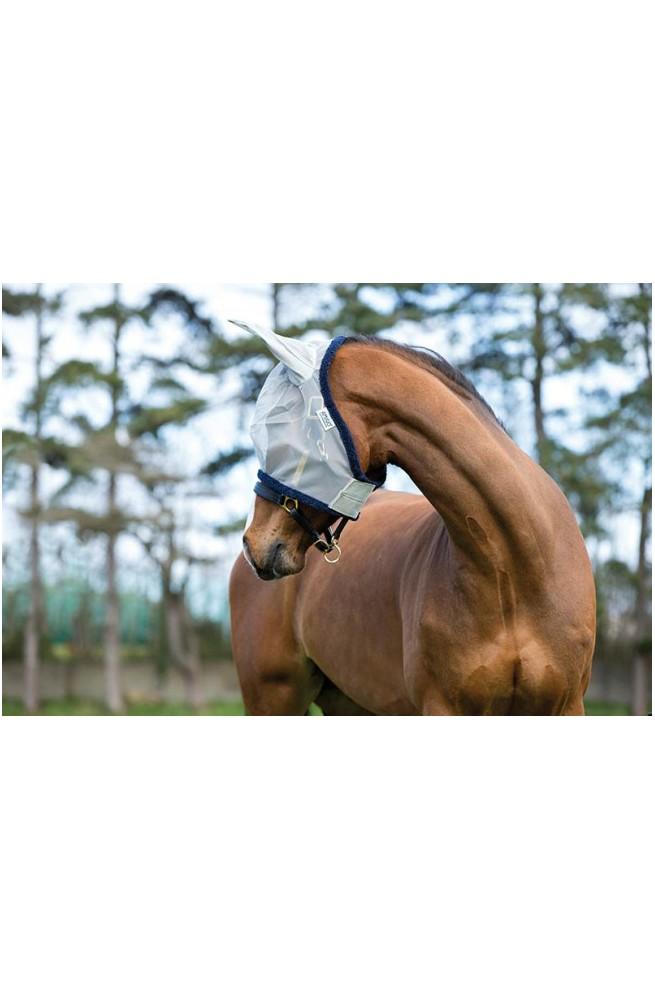 Masque Anti Mouches pour chevaux Amigo