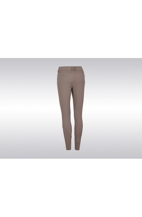 Pantalon adele emb blanc/38