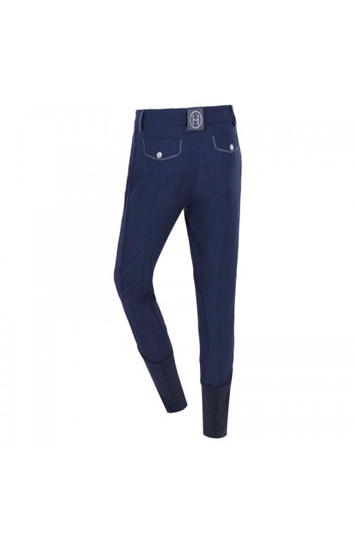 Pantalon harcour clarita marine/34