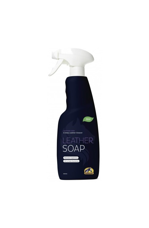 Leather Soap Cavalor