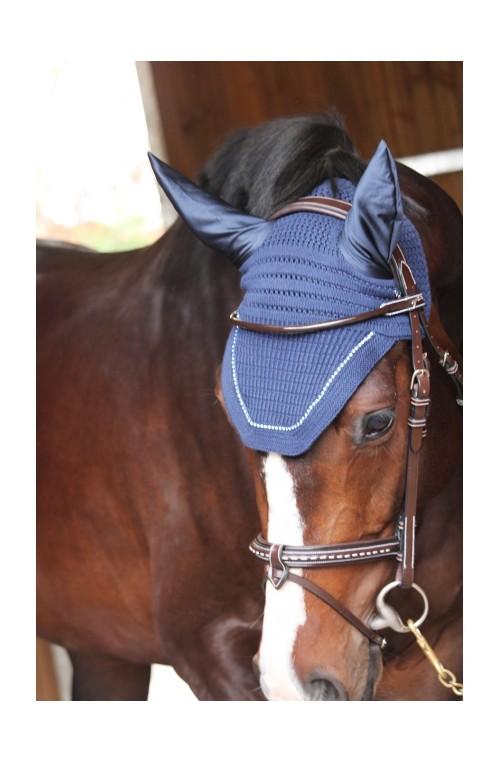 Bonnet penelope strass marine/full