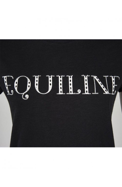 T shirt equiline angel noir/s
