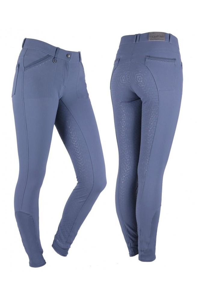 Pantalon qhp loureen bleu/38