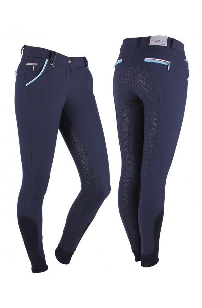 Pantalon qhp jacklyn marine/34