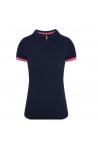 T-shirt eurostar femme eva marine/s