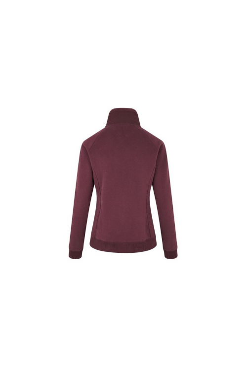 Sweat kiara hv polo plum/s