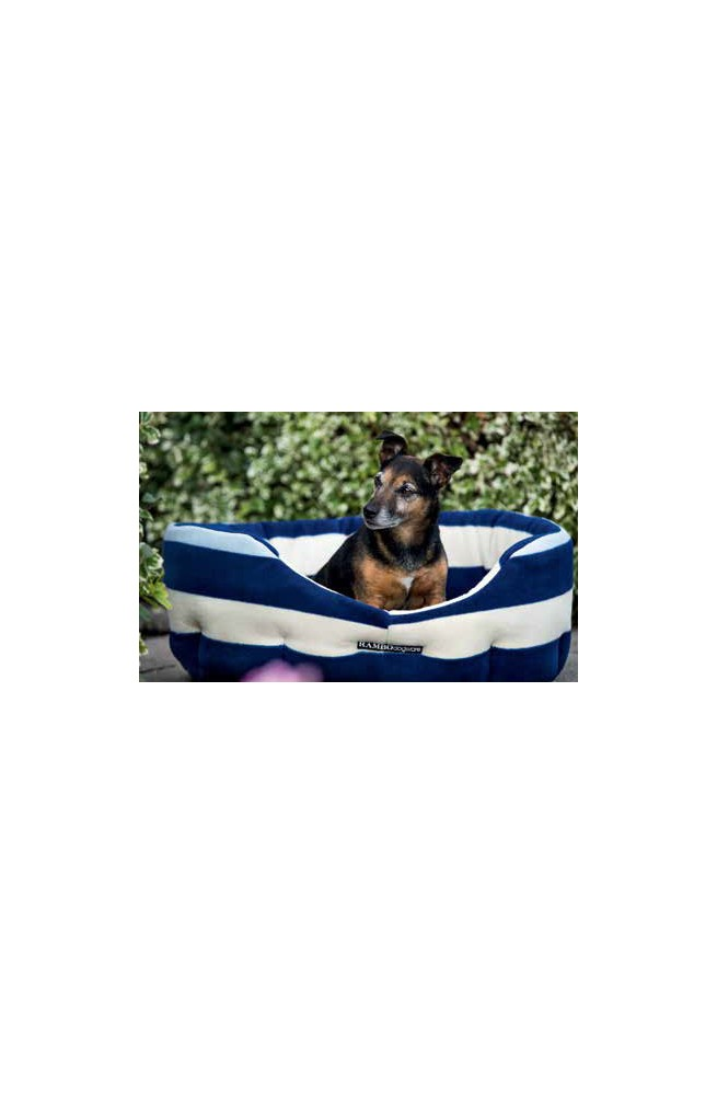 Tapis pour chien rambo marine/m