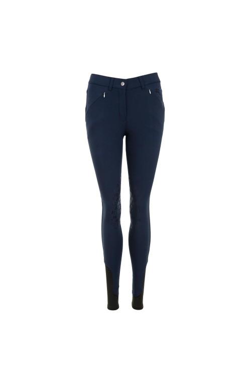Pantalon br neelie femme marine/36f