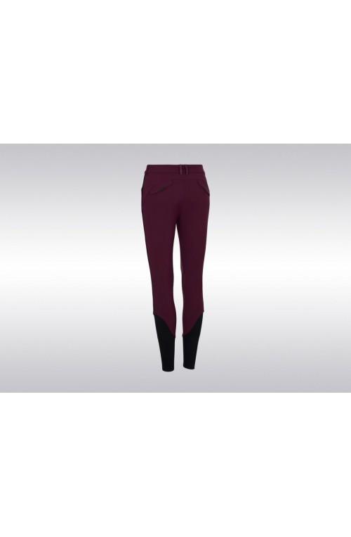 Pantalon samshield hortense bi plum black