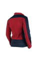 Sweat horka amadeo marine bordeaux