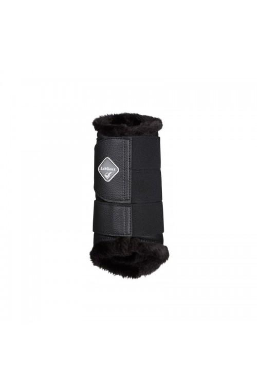 Protection dressage lemieux noir