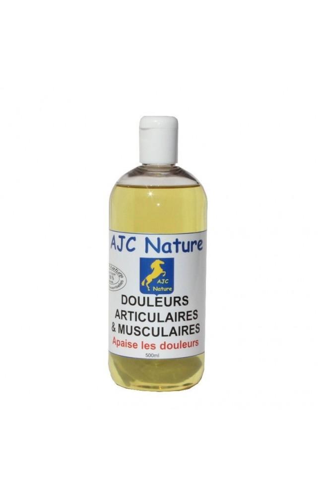 Huile douleur articulaires 250 ml AJC Nature