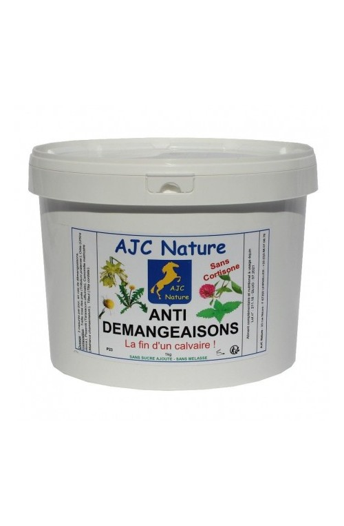 Equipam anti démangeaisons AJC Nature