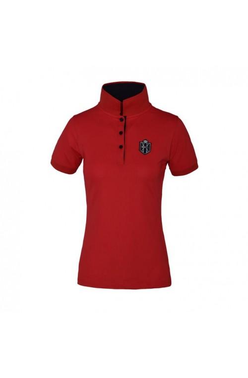 Polo kingsland klagape rouge/s